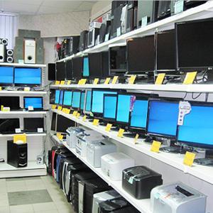 Компьютерные магазины Ильинско-Подомского