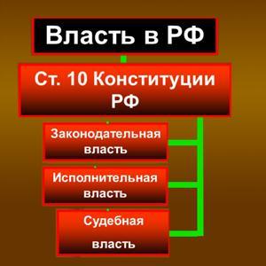 Органы власти Ильинско-Подомского