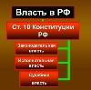 Органы власти в Ильинско-Подомском