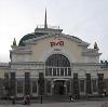 Железнодорожные вокзалы в Ильинско-Подомском