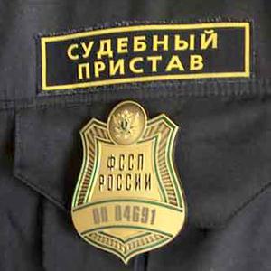 Судебные приставы Ильинско-Подомского