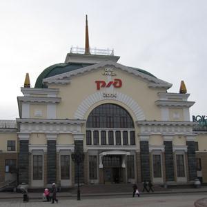 Железнодорожные вокзалы Ильинско-Подомского